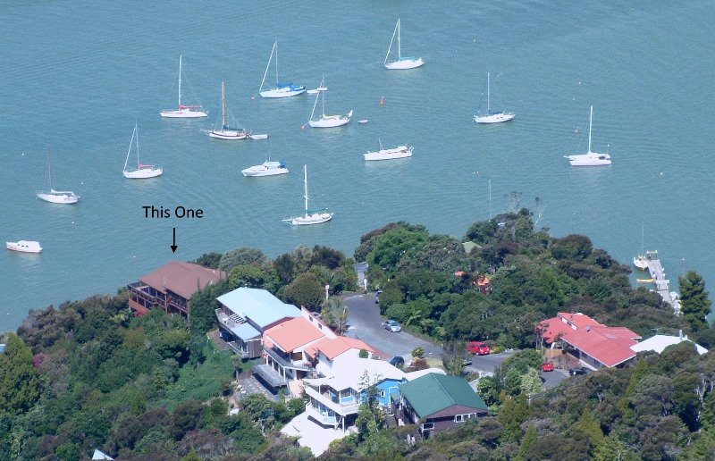 Hannah de Haven -Best View in the Bay of Islands, holiday rental in Rawhiti