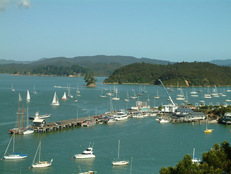 Opua Harbour