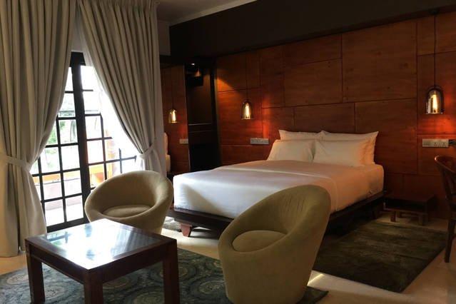 Villa Raha - Luxury B&B Terrace Queen Suite, vacation rental in Colombo