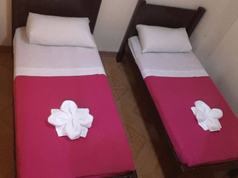 Two Single Bed Room (601) w/out Balcony, holiday rental in Pinamungajan