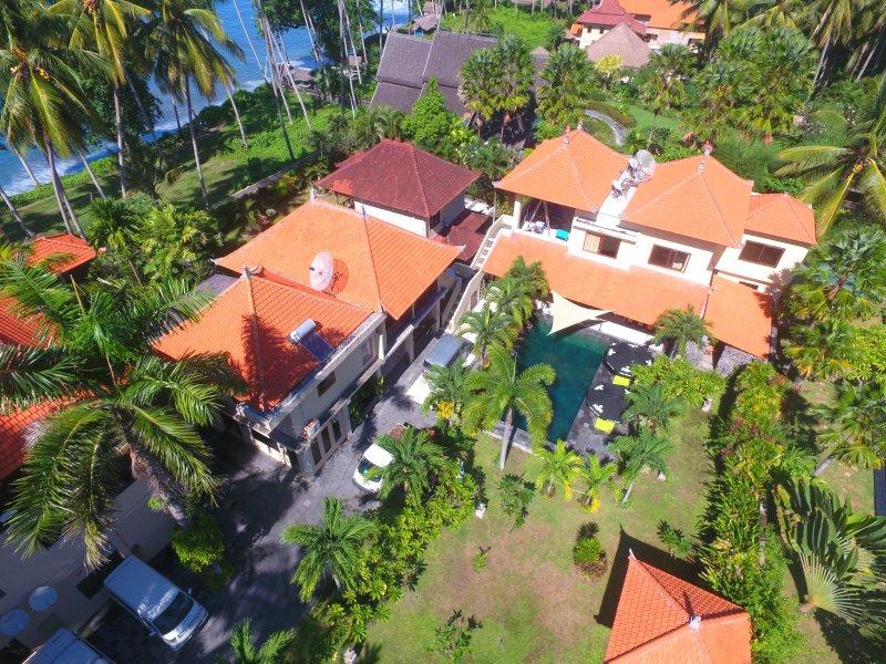 Seaview in Jasri, holiday rental in Bukit