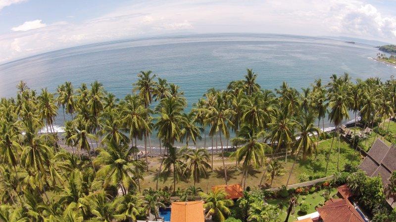 Jasri Surf Beach, Budget Room in Jasri, holiday rental in Bukit