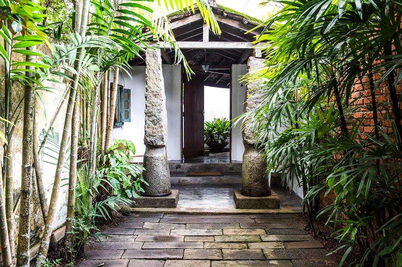 Saffron Cottage, holiday rental in Kotte