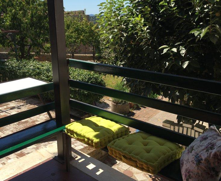 Cieli di Toscana casa vacanze, vacation rental in Pitigliano