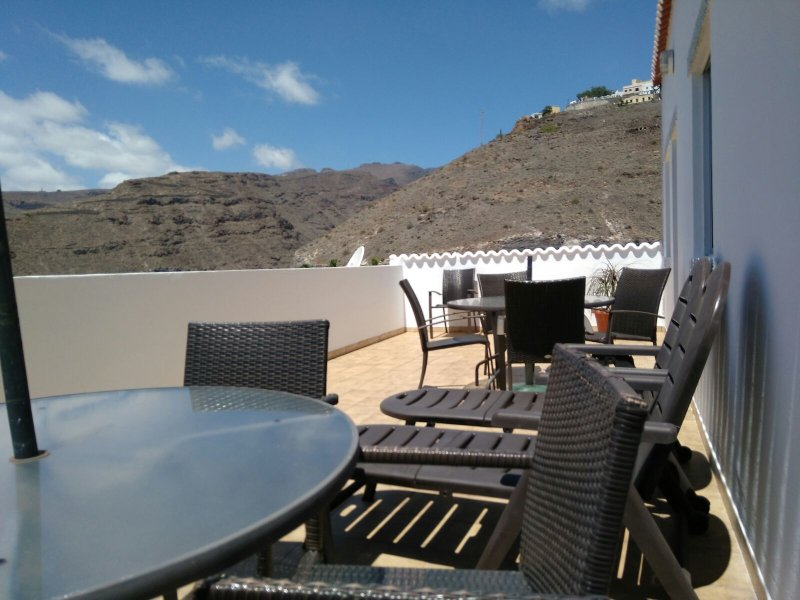 Terrasse / Solarium au dernier étage