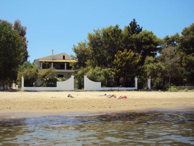 Casa Margarita Corfu Beach House  Greece
