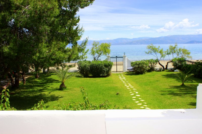 Casa Margarita Beach House Corfu/Αρ.Γν. 1102941, vacation rental in Lefkimi