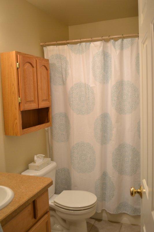 2 ° bagno con vasca