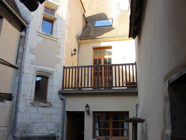 COEUR DE VILLE, vacation rental in Asnan