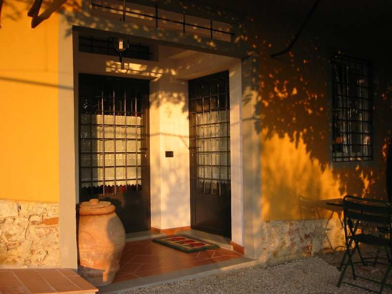 Il Casalone, appartmento TINAIA, holiday rental in Tavarnuzze