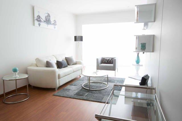 Miraflores Luxury Apartments Larcomar 601 Save Living Room