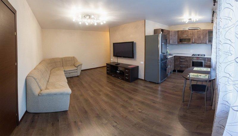 2х комнатные апартаменты Кирова 109, holiday rental in Kurgan Oblast