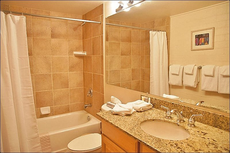 Beautifully Updated Main Level Bathroom