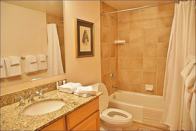 Beautifully Updated Upper Level Bathroom