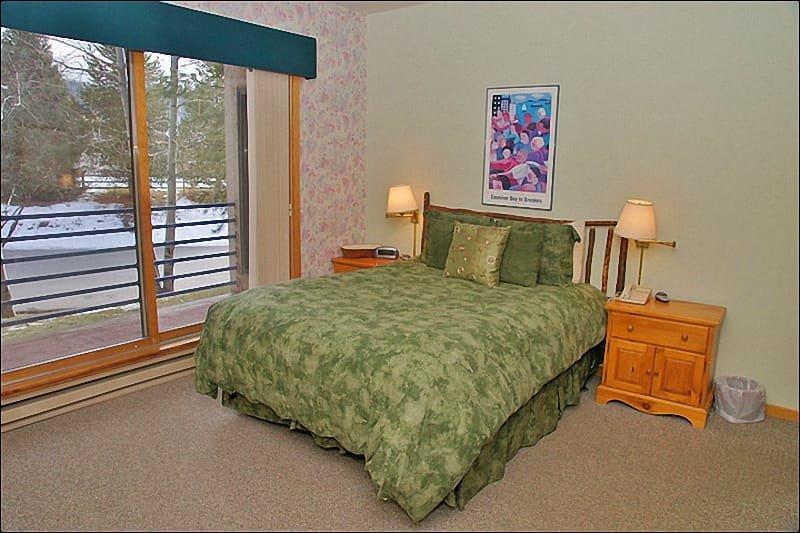 Slaapkamer 2 - Queen, eigen badkamer