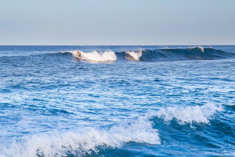 Surf; uno de los cientos de actividades divertidas