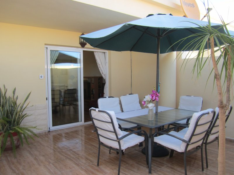 IDEAL CON NIÑOS - PLAYA ARENA BLANCA, vacation rental in Costa Calma