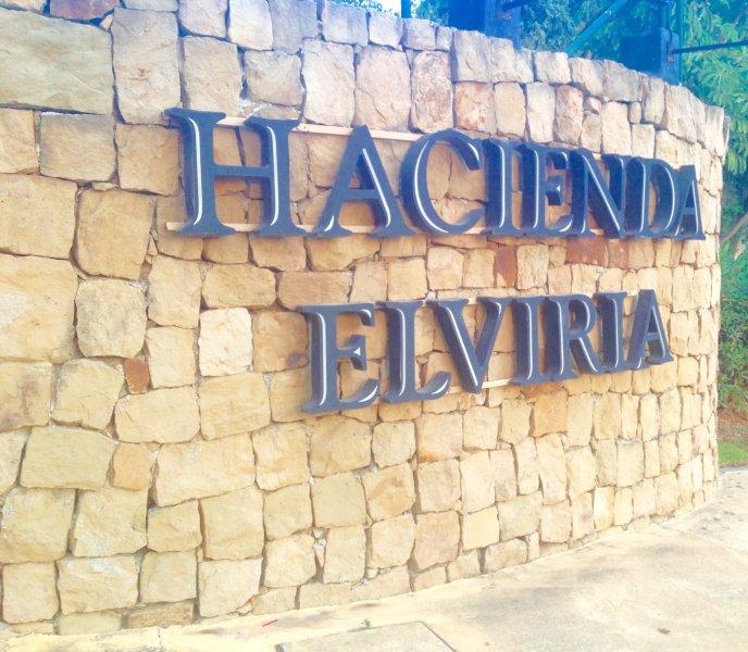 Entrar Hacienda Elviria Main Road