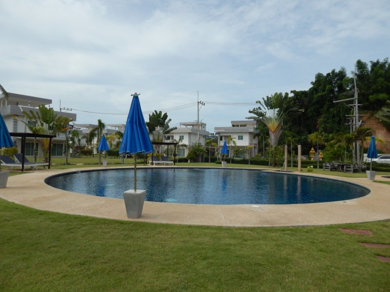 Maephim Ocean Bay Luxury Condo Pearl type for rent, casa vacanza a Chak Phong