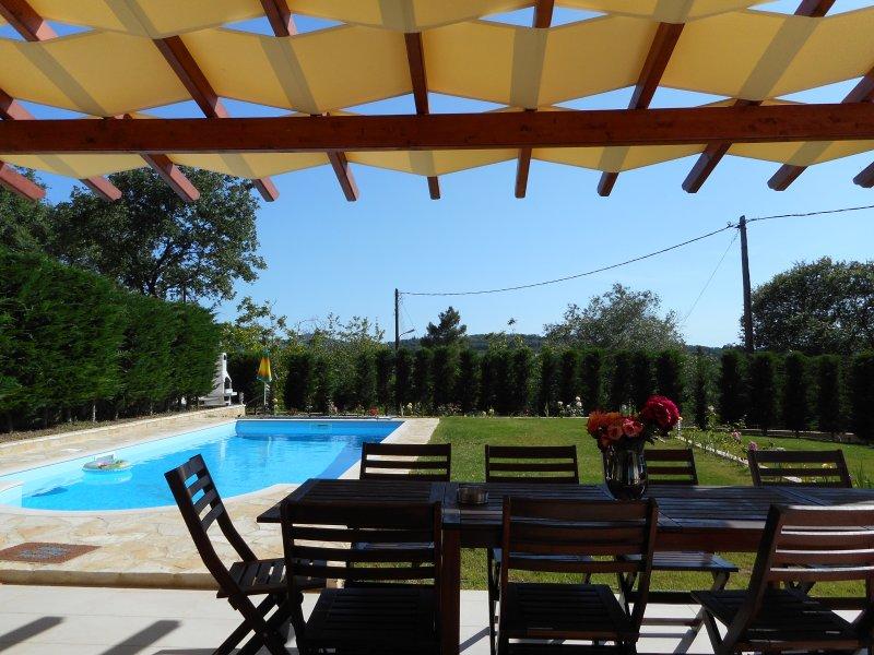 Villa Poulades | Terrace