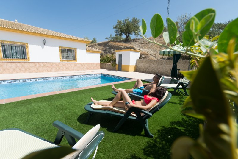 La Casona del Olivar, holiday rental in Baena