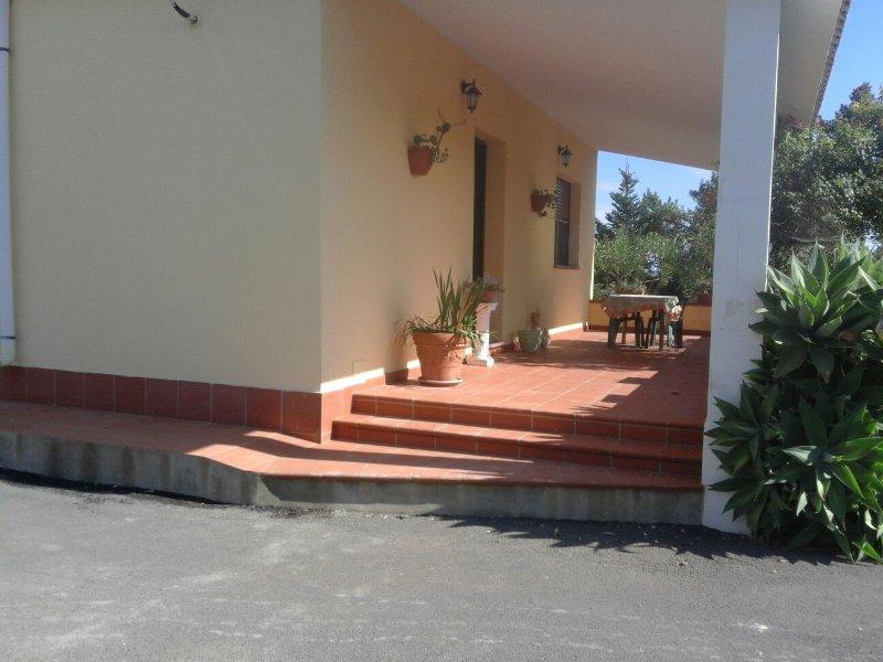 Villa Graziella, holiday rental in Canicattini Bagni