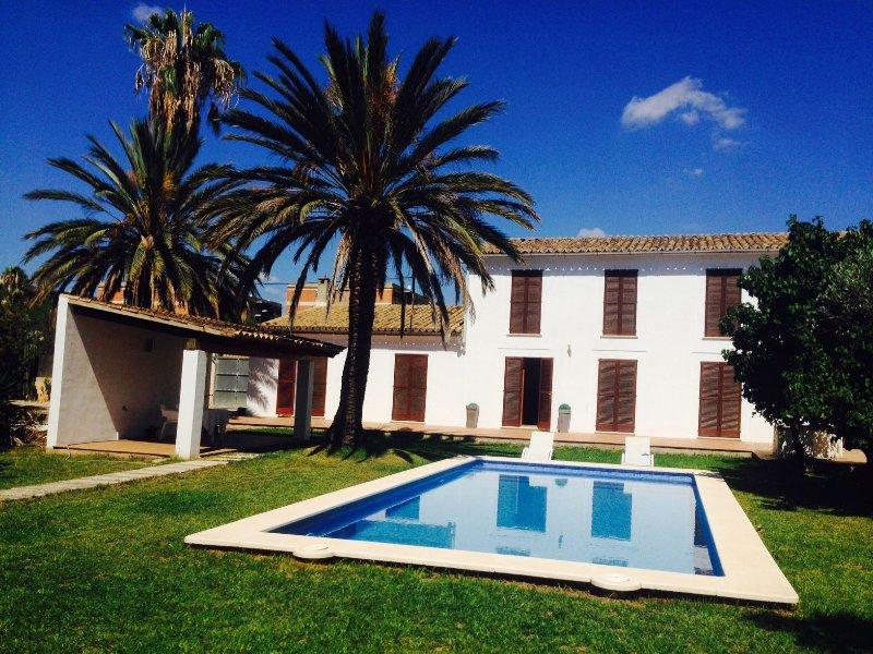 louer appartement Palma de Mallorca maison majorquine
