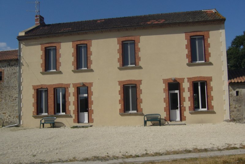 -Le-Grand casa rural de la Bredanchère