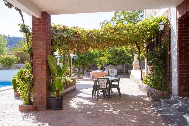 La Casita De Rufo, holiday rental in Huetor Vega