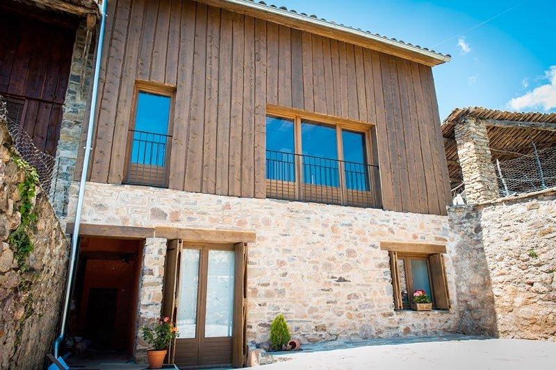 Era del Mestre, location de vacances à La Torre de Cabdella