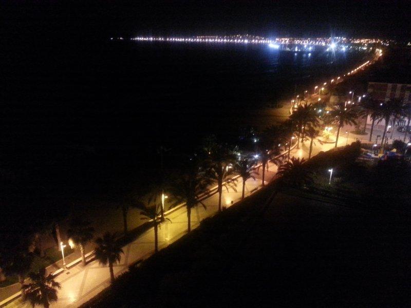 Nuit du balcon
