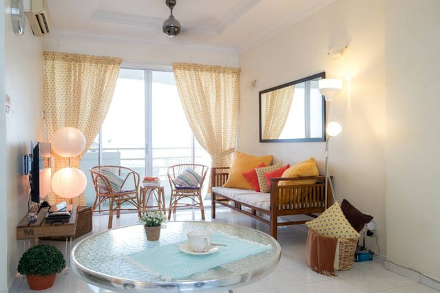 Seaview Homestay Apartment Penang,Malaysia, holiday rental in Glugor