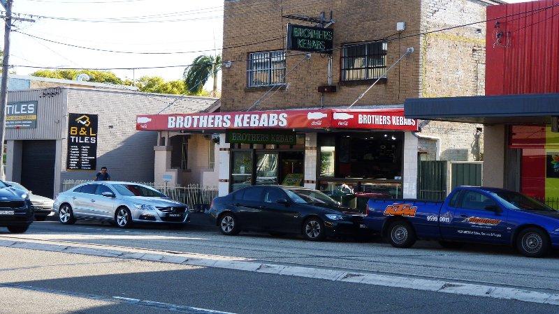 Brother Kebab-450m Away