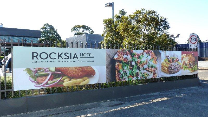 Rocksia Hotel-350m away