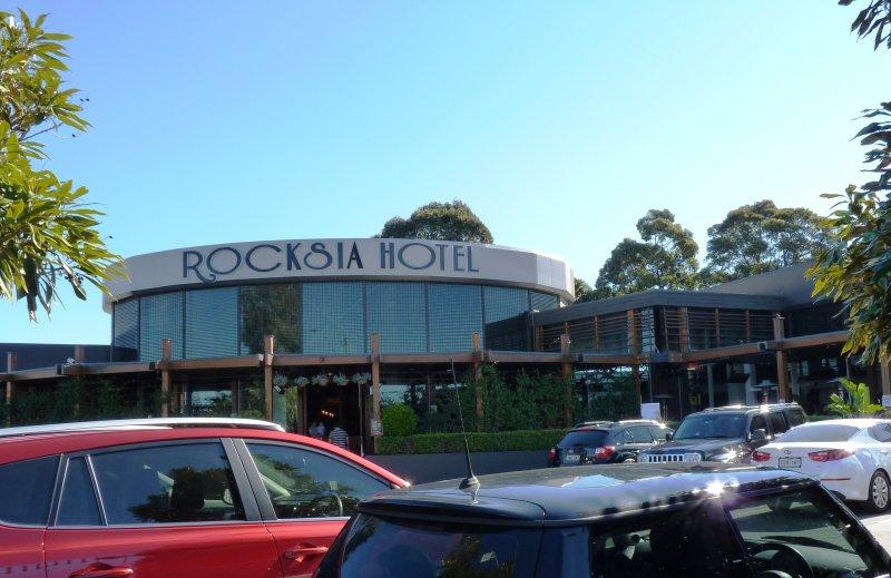 Rocksia Hotel