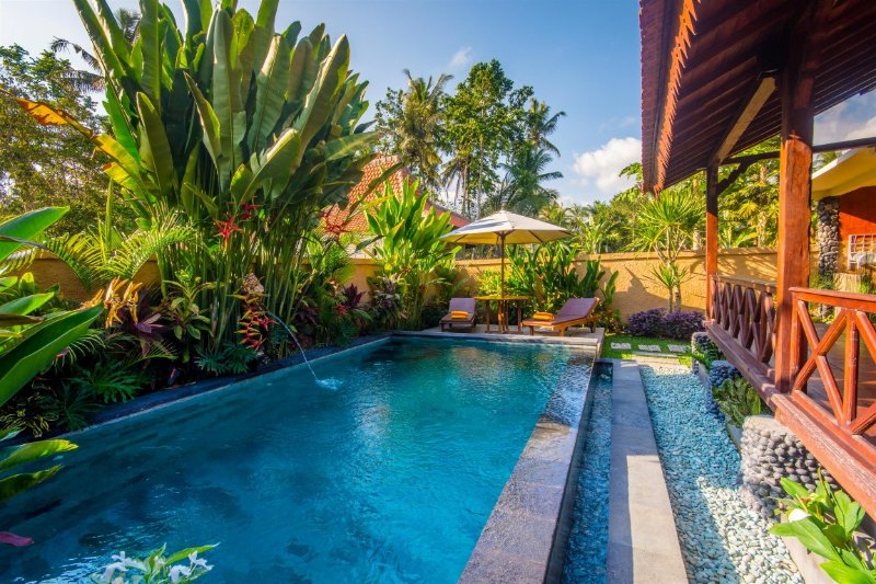 1bedroom and private pool