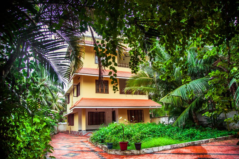 Yoga House Isoul Club, holiday rental in Kovalam