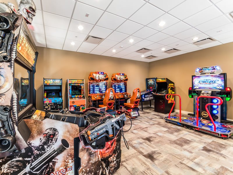 arcade with free games