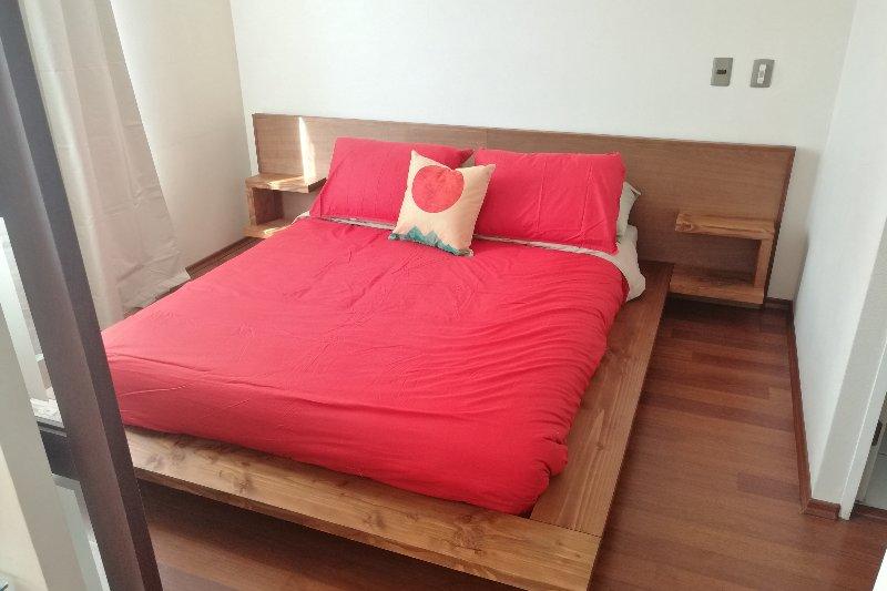 B - Apartment With Andes View, alquiler de vacaciones en Pirque