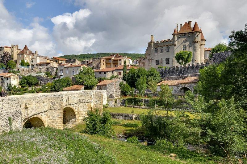 Vista sobre Saint-Amant-Tallende