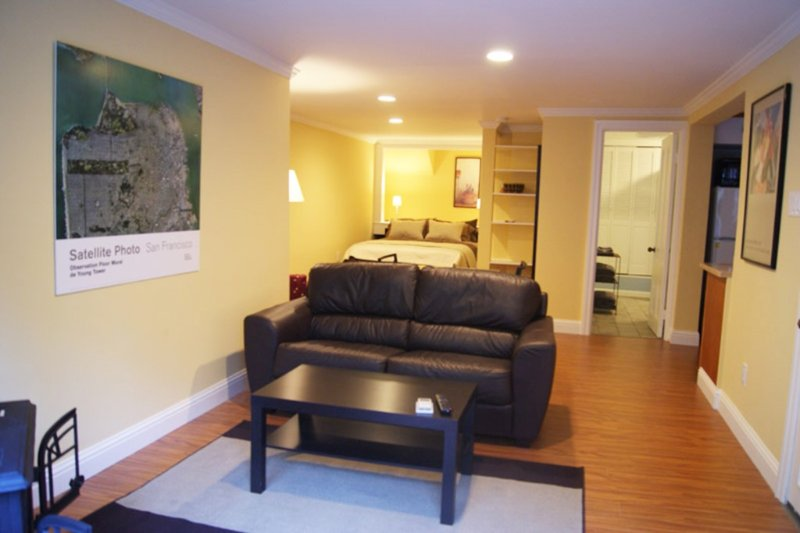 Ashbury Garden Studio, holiday rental in San Francisco