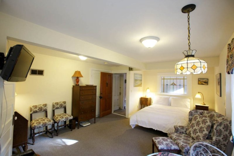 Del Mar Cottage, holiday rental in San Francisco