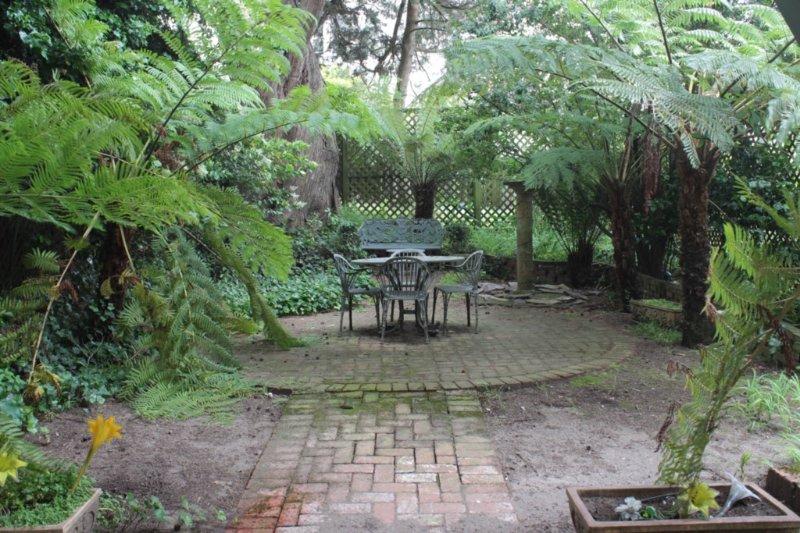 location appart San Francisco Garden Suite
