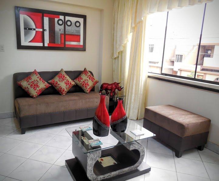 3Bed apt. Santiago de Surco, Lima. GREAT Location!, aluguéis de temporada em Santiago de Surco