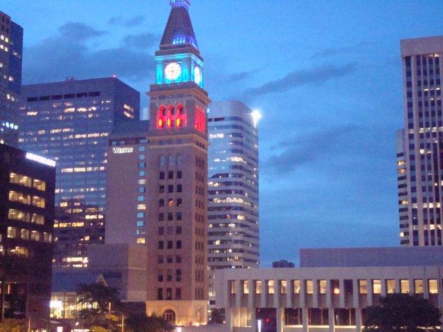 Il condominio IN situati vicino DENVER CENTRO for the Performing Arts, Centro congressi, e la torre dell'orologio