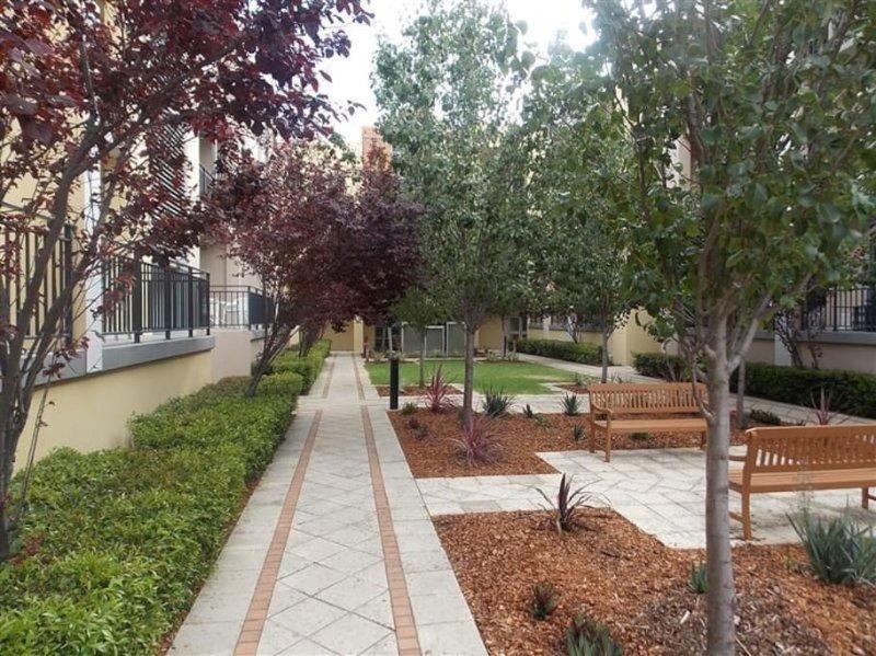 Secteur commun Courtyard