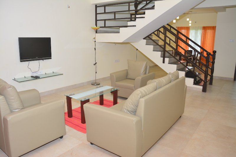 3BHK Villa with field view, vacation rental in Bardez
