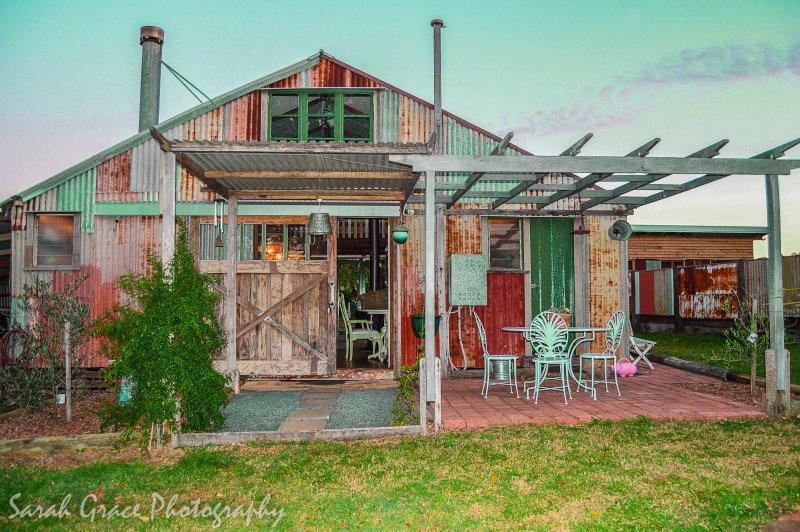 Tooraloo  - A Historic Byron Bay Barn Stay, location de vacances à Tyagarah