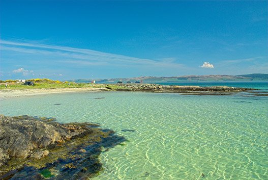 Isle of Gigha, Hebrides Island, Argyll and Bute, West Coast Island, holiday rental in Port Ellen