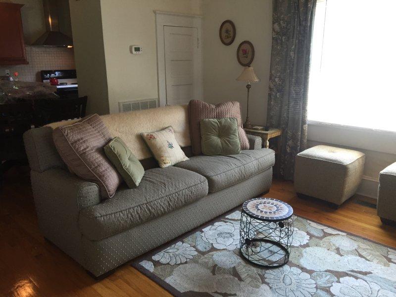 Woonkamer heeft Rowe meubels